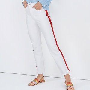 Madewell jeans brand